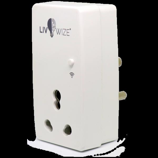 GSM 4G LTE Smart Plug Socket India